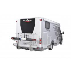 vente de porte moto pour camping car fourgon am nag et van sawiko. Black Bedroom Furniture Sets. Home Design Ideas