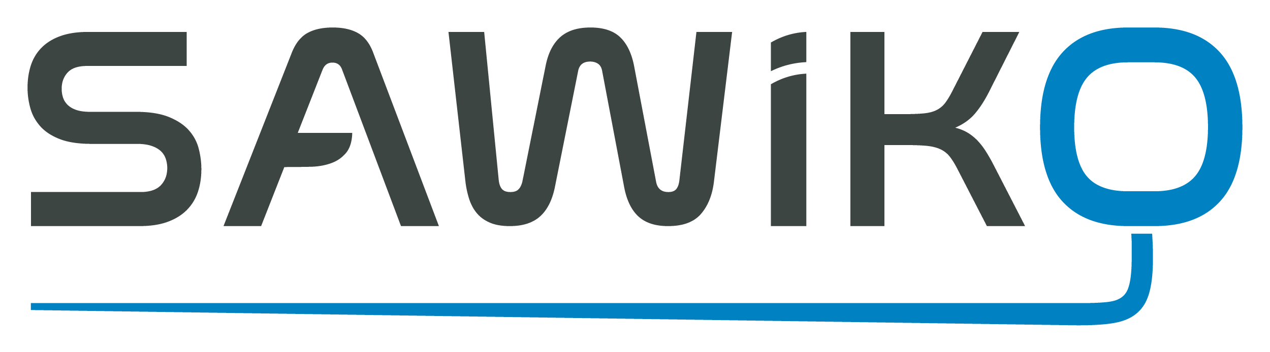 Nouveau logo Sawiko, fabricant d'attaches-remorques pour camping-cars et fourgons