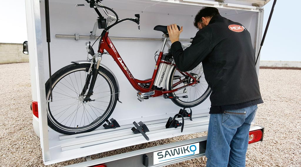 Coffre pour camping-car Cargo Box 3XL