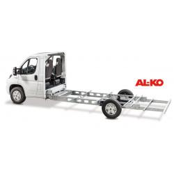 Suspensions pneumatiques MCK AIR DRIVE pour châssis AL-KO