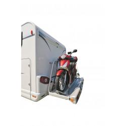 Porte-motos Back Pack Roller Seitenansicht