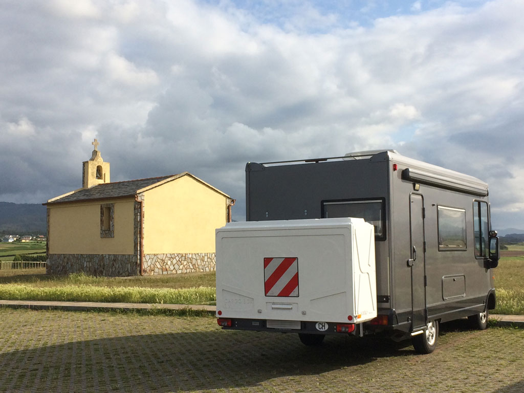 Avis sur coffre à vélo pour camping-car Cargo Box 3XL